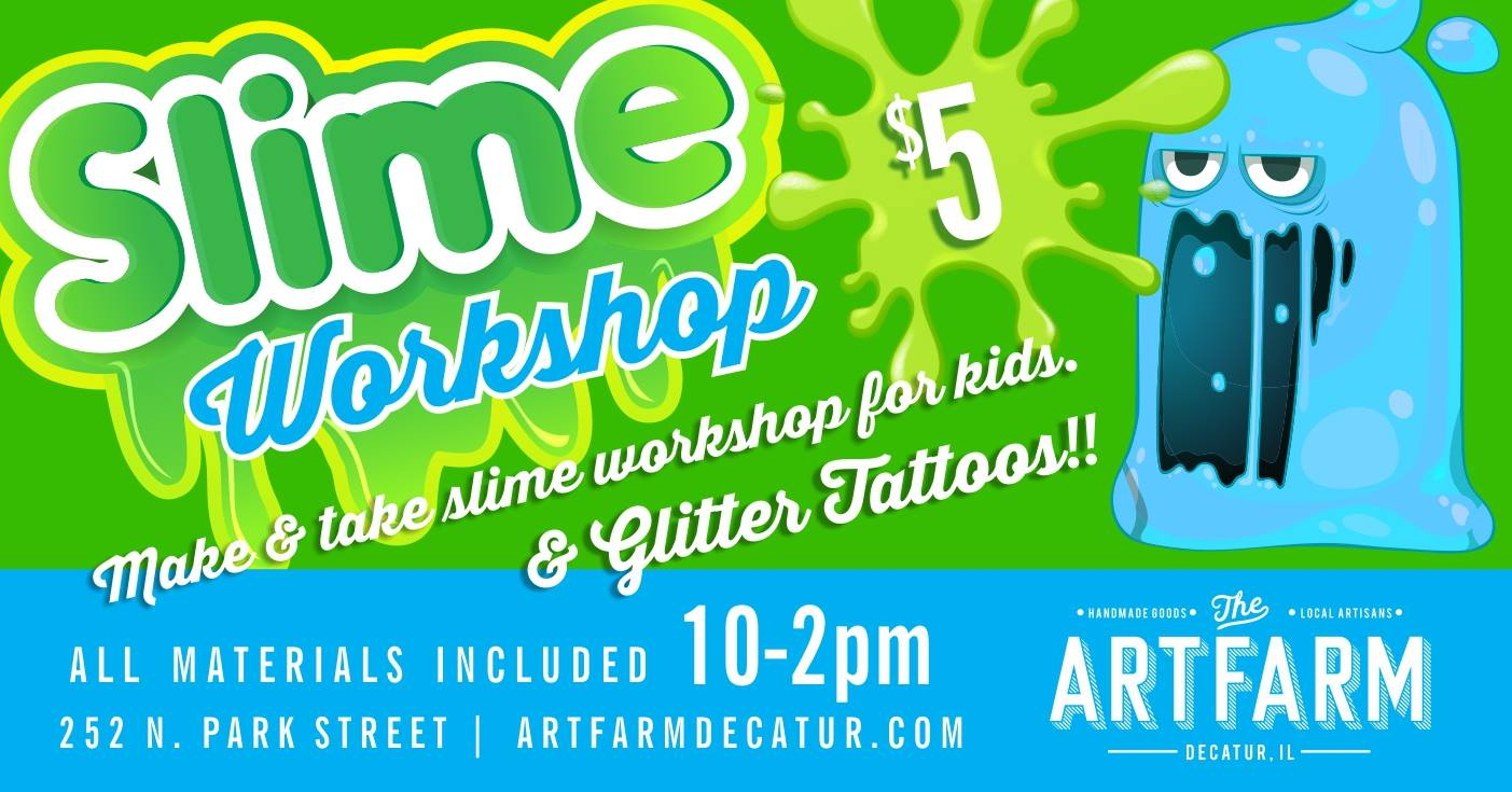 ArtFarm - Slime Workshop