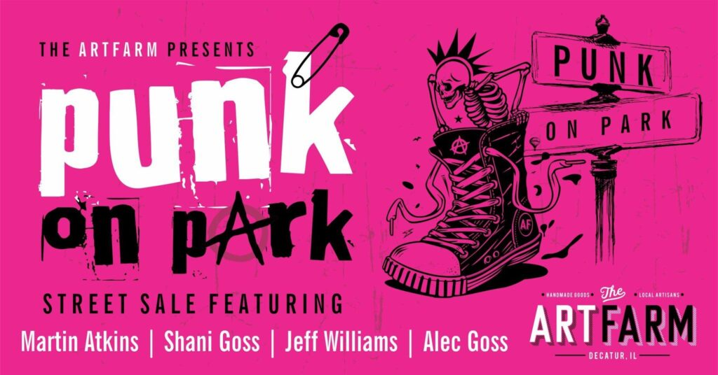 Aug 22 – Punk on Park