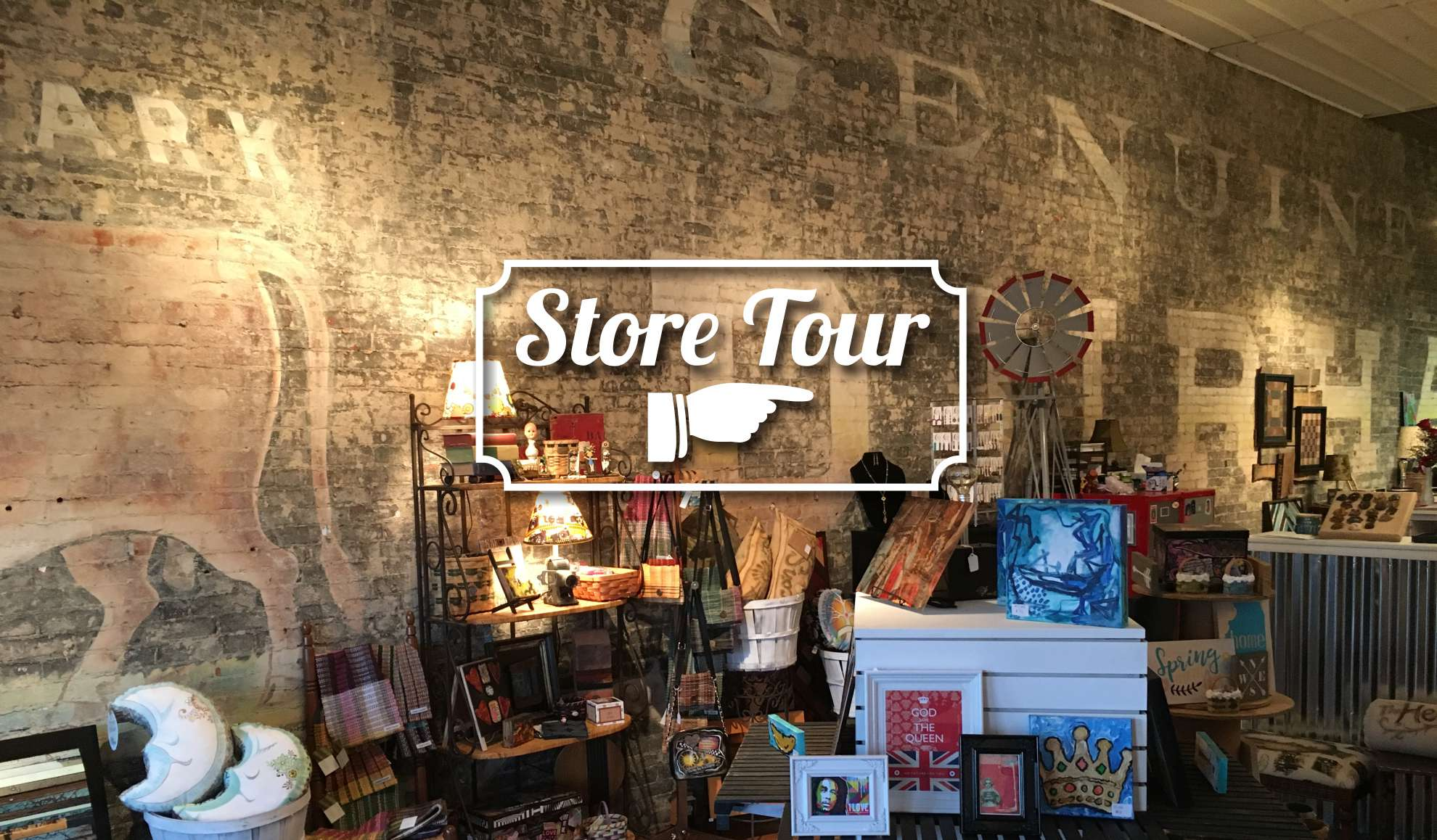 The ArtFarm Store Tour