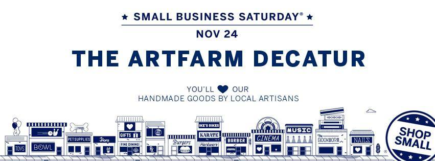 ArtFarm - Small Business Saturday