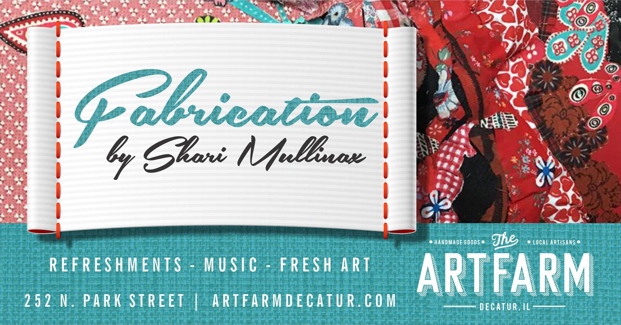 "ArtFarm ""Fabrication"" Shari Mullinax"
