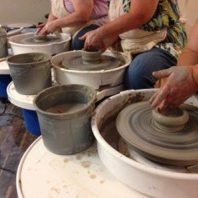 Postponed – Mar. 10 & 24 – Pottery Basics – March Edition