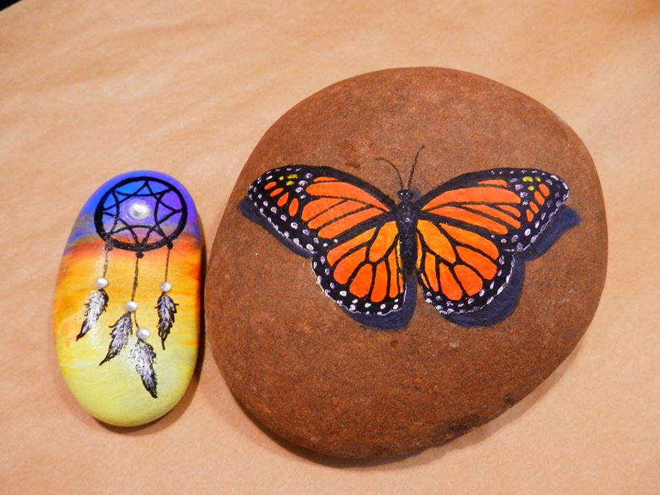 Polley Rocks! Rock Painting Workshop